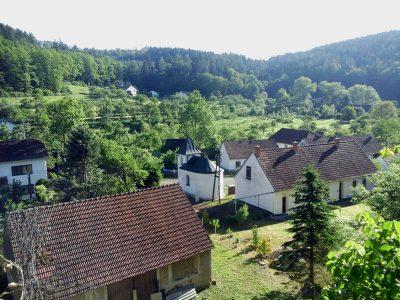Šmelcovna, 13 km